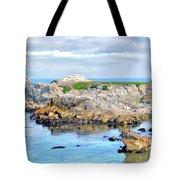 West Coast Seascape 3 Tote Bag