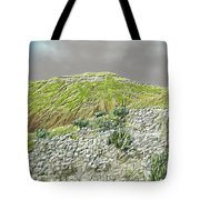 West Of The Hill Country Tote Bag