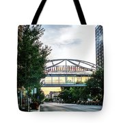 West On Main Tote Bag