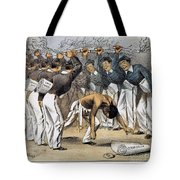 West Point Cartoon, 1880 Tote Bag by Granger