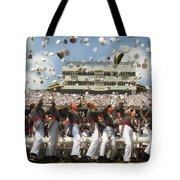 West Point Graduation Tote Bag