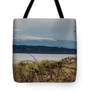 West Point Lighthouse Tote Bag