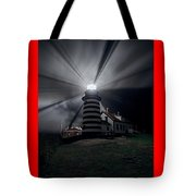 West Quoddy Head Lighthouse History And Facts Tote Bag