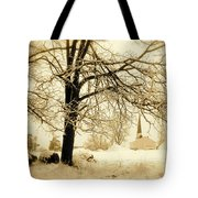 West Shelby Church Tote Bag