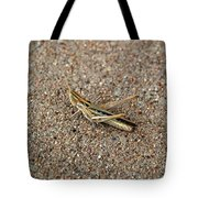 West Texas Hopper Tote Bag