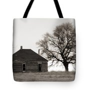 West Texas Winter Tote Bag