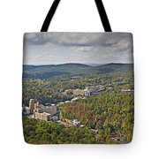 West View  Tote Bag