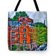 West Village By The High Line Tote Bag