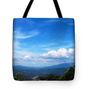 West Virginia Calling Me Home Tote Bag