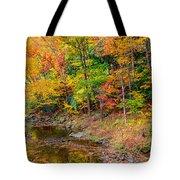 West Virginia Paradise Tote Bag