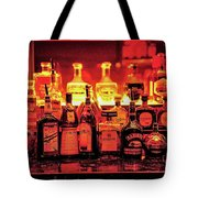 West Wing Bar Tote Bag by Scott Cordell