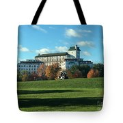 Westchester Country Club Tote Bag