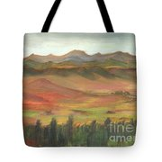Westcliffe Valley I Tote Bag