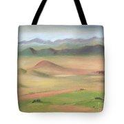 Westcliffe Valley II Tote Bag