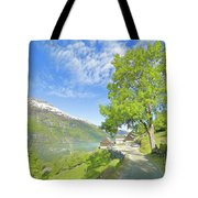 Westeraas Farm Tote Bag