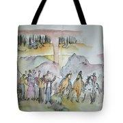 Western Art My Way.album  Tote Bag