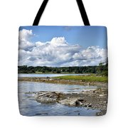 Western Bay - Oldhouse Cove Near Trenton Maine Tote Bag