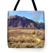 Western Desolation Tote Bag