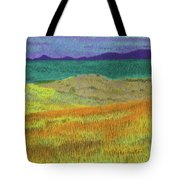 Western Edge Prairie Dream Tote Bag