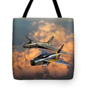 Western Guardians Tote Bag