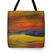 Western Horizon  Tote Bag