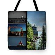 Western Lake Superior Tote Bag