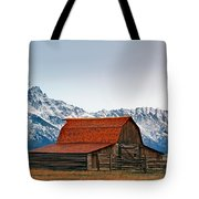 Western Living 2 Tote Bag