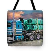 Western Star Ipex Truck Tote Bag