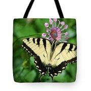 Western Tiger Swallowtail Tote Bag