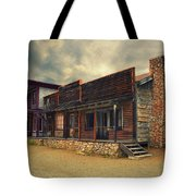 Western Town - Paramount Ranch Tote Bag