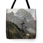 Western Trail Tote Bag