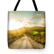 Western Way Tote Bag