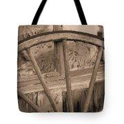 Western Window Tote Bag