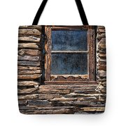 Western Window Tote Bag