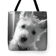 Westie 1 Tote Bag