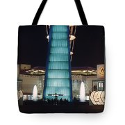 Westinghouse Pavilion At Night Tote Bag