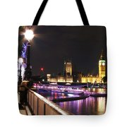 Westminster Embrace Tote Bag