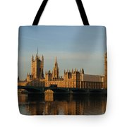 Westminster Morning Tote Bag