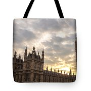 Westminster Palace Tote Bag