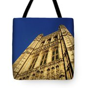 Westminster Palace, London Tote Bag