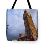 Westminster Station Tote Bag