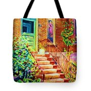 Westmount Home Tote Bag