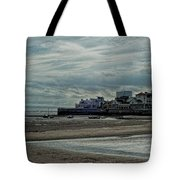 Weston - Super -mare  -  Outflow - Hdr Tote Bag