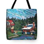 Westport Cove Tote Bag