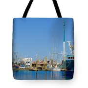 Westport Docks Color Tote Bag