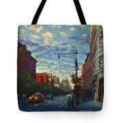 Westside Sunset No. 4 Tote Bag