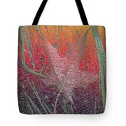 Wet And Wild Autumn Tote Bag