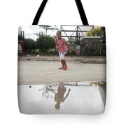 Wet Dry Wet Dry Tote Bag