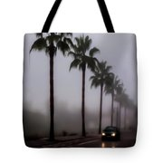 Wet Journey Home Tote Bag
