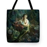 Wet Magic Tote Bag